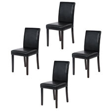 Dining Chairs Dining Room Chairs Parsons Set of 4 Dining Side Chairs for Home