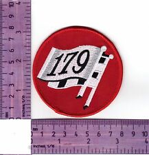 Classic EH - HD Holden 179 Engine Embroidered Badge / Cloth Patch
