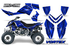 POLARIS OUTLAW 450 500 525 2006-2008 GRAPHICS KIT CREATORX DECALS VORTEX BBL