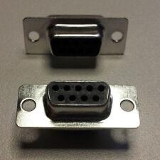 Buchsenleiste  9pol D-Sub Buchse 9 polig Sub-D  5 Stck.