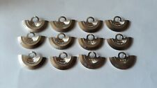 jewels Eta automatic movement swiss Vintage Rotor -Oscillating weight Octo 25