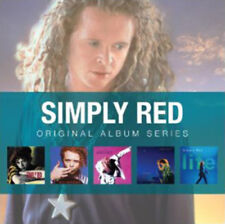 Simply Red : Original Album Series CD (2011) ***NEW***