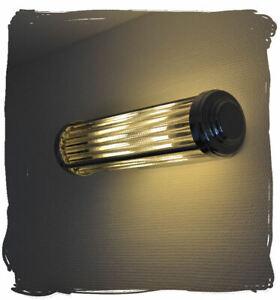 Grande Applique LAMPE MURALE ART DECO CHROMÉ LAMPE CINÉMA métal MODERNISTE