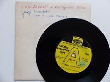 HERB ALPERT TIJUANA BRASS Magic trumpet If i were a rich man 25416  PROMO RRR