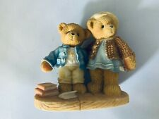 Cherished Teddies 2000 Clement and Jodie Try Try and Try Again 706744