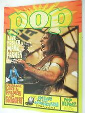 1 x Magazin - Pop Nr.  9- 7. Jahrgang-1972  seltene Musikzeitschrift -Z.sehr gut