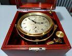 Thomas Mercer Marine Chronometer Clock
