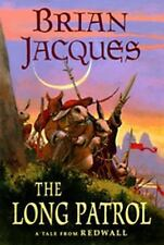 Redwall: The Long Patrol by Brian Jacques (1998, Hardcover)
