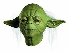 Rubies Star Wars Deluxe Overhead Yoda Adult Halloween Costume Mask 68465