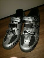 EUC Women's Specialized BG Body Geometry Cycling Shoes Size 12 Men's 10.5