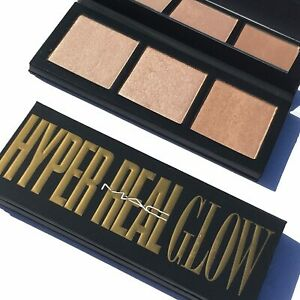 MAC Hyper Real Glow Palette - Get It Glowin' - 0.15oz/4.5g each NEW IN BOX~SALE~