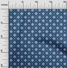 oneOone Check Flame Stitch Print Fabric By Yard - FI-1026A_1