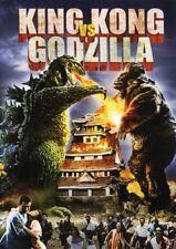 King Kong Vs. Godzilla Horror Movie poster print #1