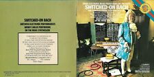 Switched-On Bach rare Japan pressing cd album- Wendy Carlos ,vgc