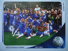 Panini 7 Chelsea FC UEFA CL 2012/13