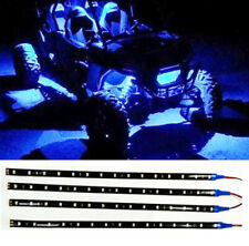 LED 4 Wheeler ATV Underglow 12v Custom LED Neon Accent Lighting 1' Quad UTV Blue