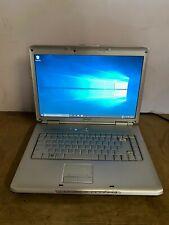 Dell Inspiron 1520 Intel Pentium T2310 1.46 GHz 2 GB RAM 250 GB HDD Win10 Pro