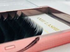 Amie Lashes Classic Mink Eyelash Extensions D Curl 0.15 11mm Luxury Lashes