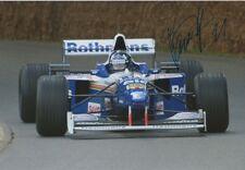 "Damon Hill ""Williams"" Autogramm signed 20x30 cm Bild"