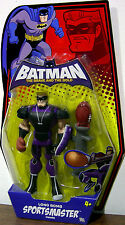 """BATMAN THE BRAVE and THE BOLD Collection_Long Bomb SPORTSMASTER 5"""" action figure"""
