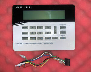 Napco Gemini GEM-RP1CAe2 Keypad Good Condition