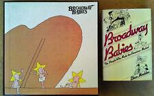 BROADWAY BABIES - (3) LP BOX SET - CSP - 1972 + BROADWAY BABIES -244 PG HARDBACK