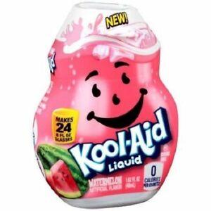 Kool-Aid Watermelon Flavor Enhancer Liquid Drink Mix