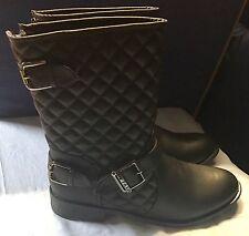 Stivaletti e tronchetti BUFFALO Tg. 41 cuio ankle boots in black