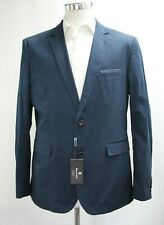 Men's Indian Terrain Navy Blue Blazer (40R).. Ref: 6749