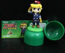 The Legend  Zelda  Link Secret spacial mini Figures #ds3