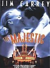 The Majestic (DVD, 2002) New Sealed