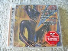 Santana - Nothing At All/The Game of Love (DVD Single, 2003)