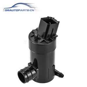 Windshield Washer Pump For Kia Forte Koup Rio Soul Spectra Optima Sportage
