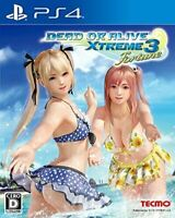 USED PS4 Dead Or Alive Xtreme 3 Fortune Normal Edition Koei Tecmo (language/Japa