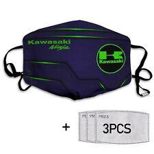 Kawasaki ninja - Cotton facemask - Best gift for you