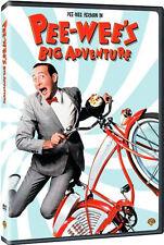 PEE-WEE'S BIG ADVENTURE / (RPKG) - DVD - Region 1