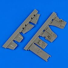 QuickBoost 1/48 McDonnell F-4J/S Phantom II Undercarriage Covers for Academy kit
