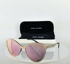 055f8c25b84b Brand New Authentic Marc Jacobs 198/S 2100J Rose Pink Frame Pink lenses  99mm 198