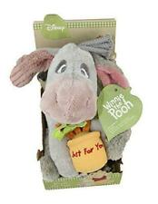 Winnie the Pooh Posh Paws Loved Eeyore 'Just For You' Flowerpot 8 Inch Plush Toy