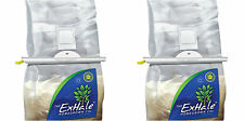 2 Pack Exhale CO2 Bag Original Carbon Dioxide Booster for Increased Plant Growth
