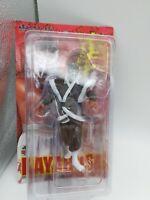 Hayabusa FMW Pro Wrestling Figure toy doll Brown  WWE NJPW AJPW new rare