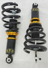 SYC ADJUSTABLE COILOVERS REAR PAIR (2) FOR HOLDEN COMMODORE VE HSV INC UTE