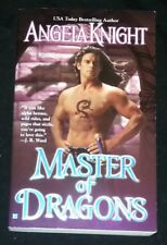 Master of Dragons by Angela Knight (Paperback)