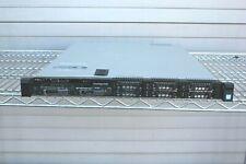 Dell Poweredge R430 1 x Twelve Core 1.80Ghz E5-2650Lv3 8Gb 600Gb H330 Server