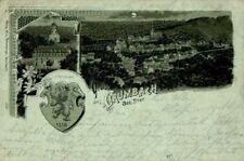 Vor 1914 Mondscheinkarte Ansichtskarten aus Rheinland-Pfalz für Dom & Kirche