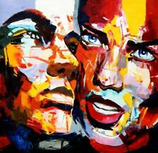 Modern Art - Unity 80x80 cm Oil Painting