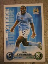 Match Attax 2007/08 base cards - Manchester City x 5 incl. Hart, Sturridge