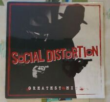 Social Distortion 2 LP SEALED Greatest Hits 2007 Mint