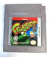FROGGER Original NINTENDO GAMEBOY GAME Tested + WORKING & AUTHENTIC DMG-AFGE-USA