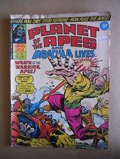 PLANET OF THE APES and DRACULA n°122 1977 Marvel Comics  [D50] DISCRETO